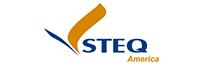 Logotipo Steq